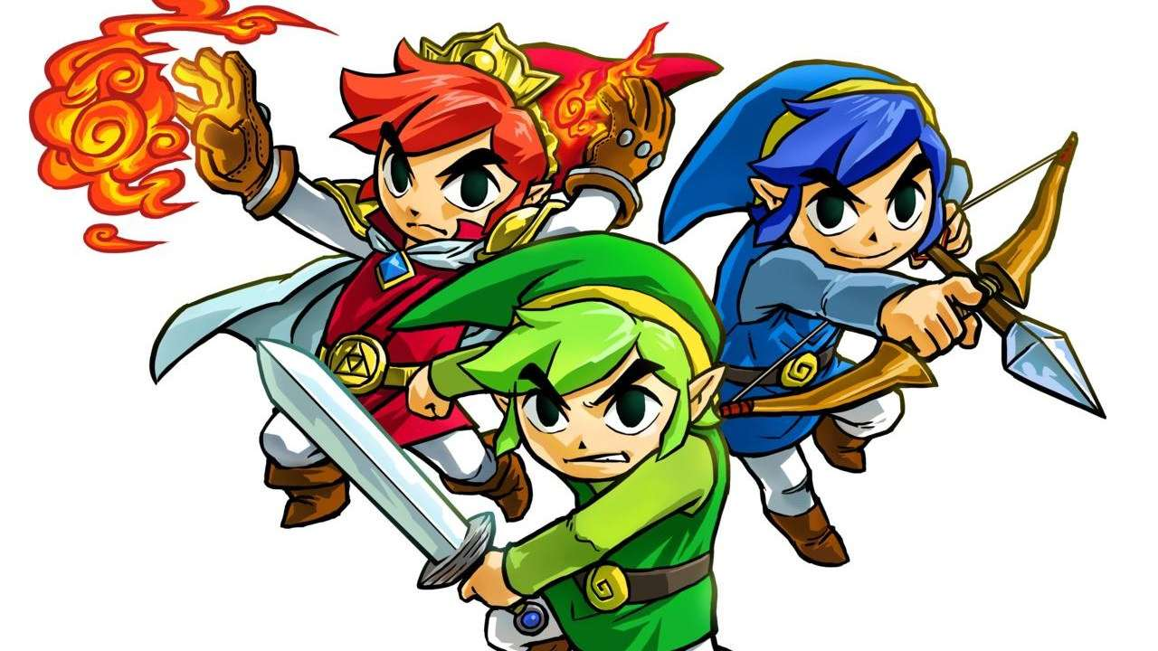 Game Completion 2018 #9 – The Legend of Zelda: Tri Force Heroes
