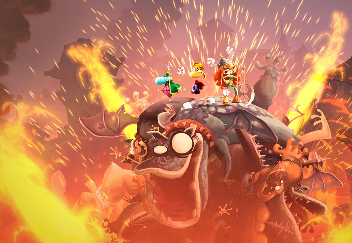 Game Completion 2018 #11 – Rayman Legends