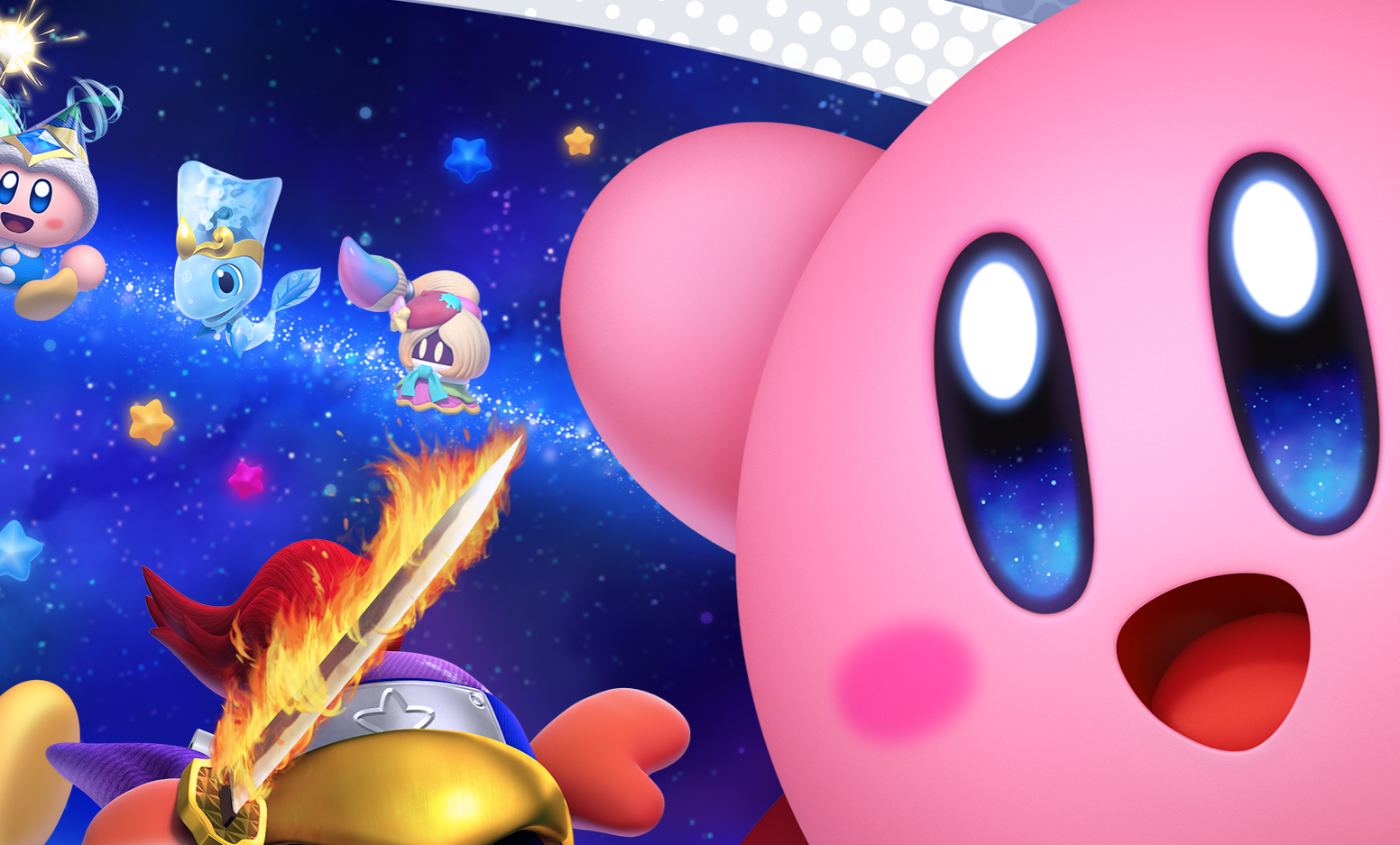 Game Completion 2018 #19 – Kirby Star Allies