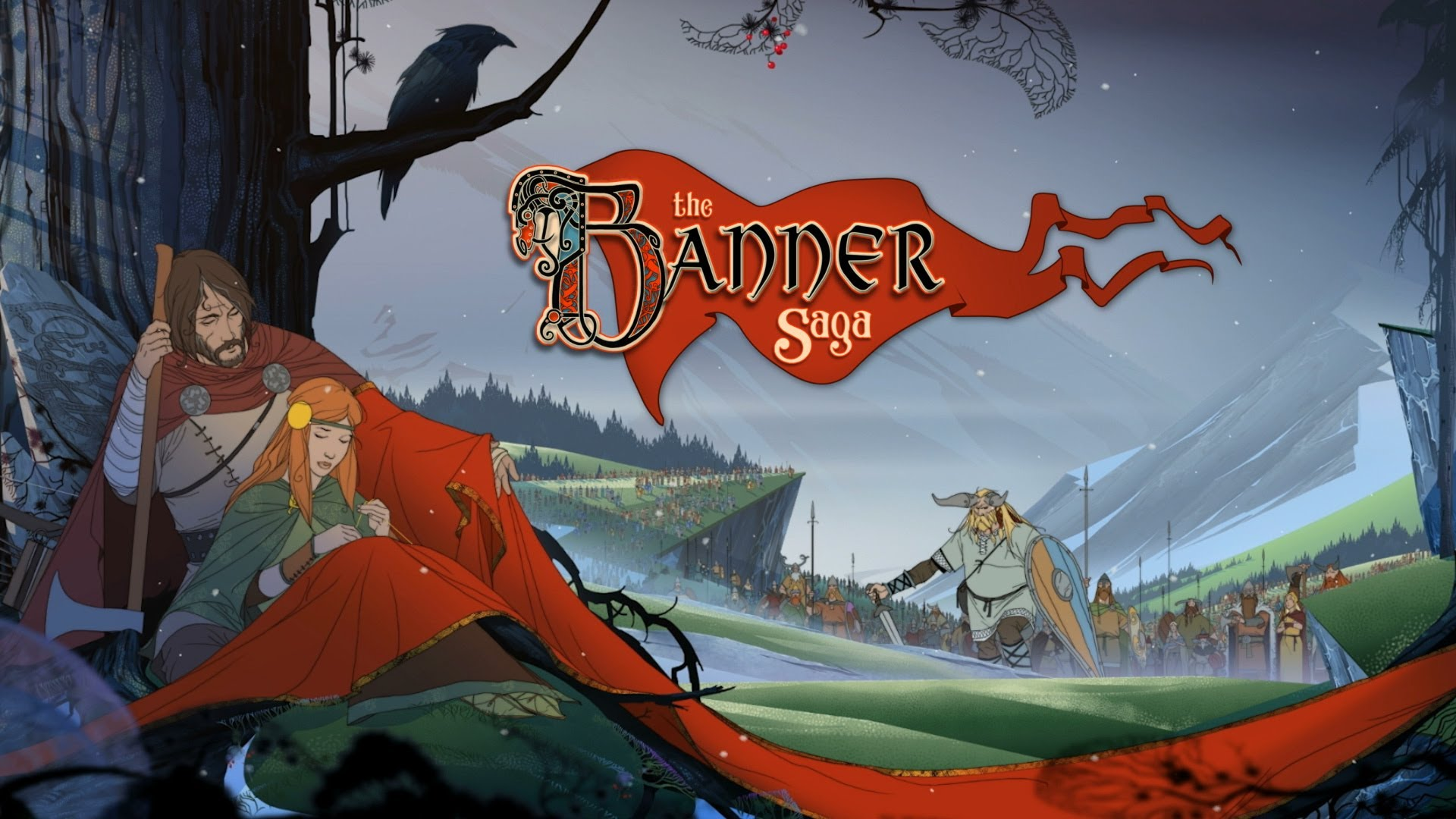 Game Completion 2018 #27 – The Banner Saga