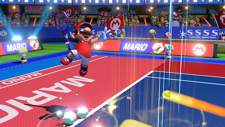 Game Completion 2018 #33 – Mario Tennis Aces