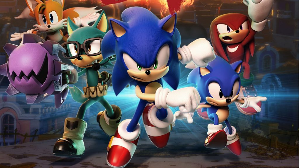 Game Completion 2018 #30 – Sonic Forces