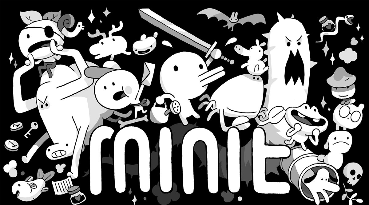Game Completion 2018 #43 – Minit