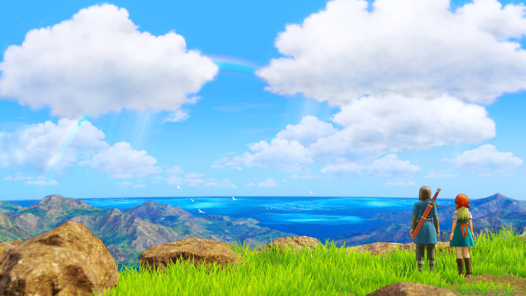Game Completion 2018 #57 – Dragon Quest XI: Echoes of an Elusive Age