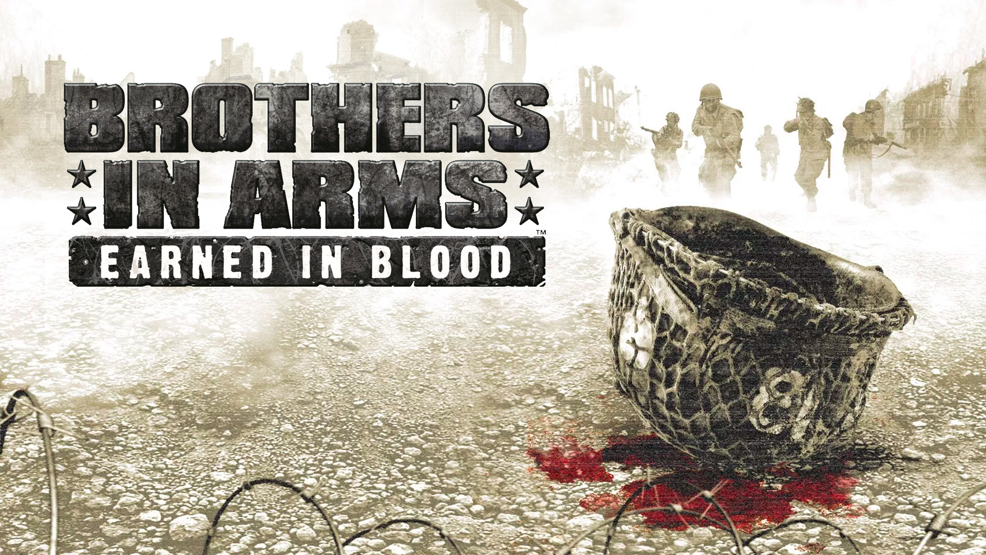 Game completion 2019 #28 – Brothers in Arms: Earned in Blood