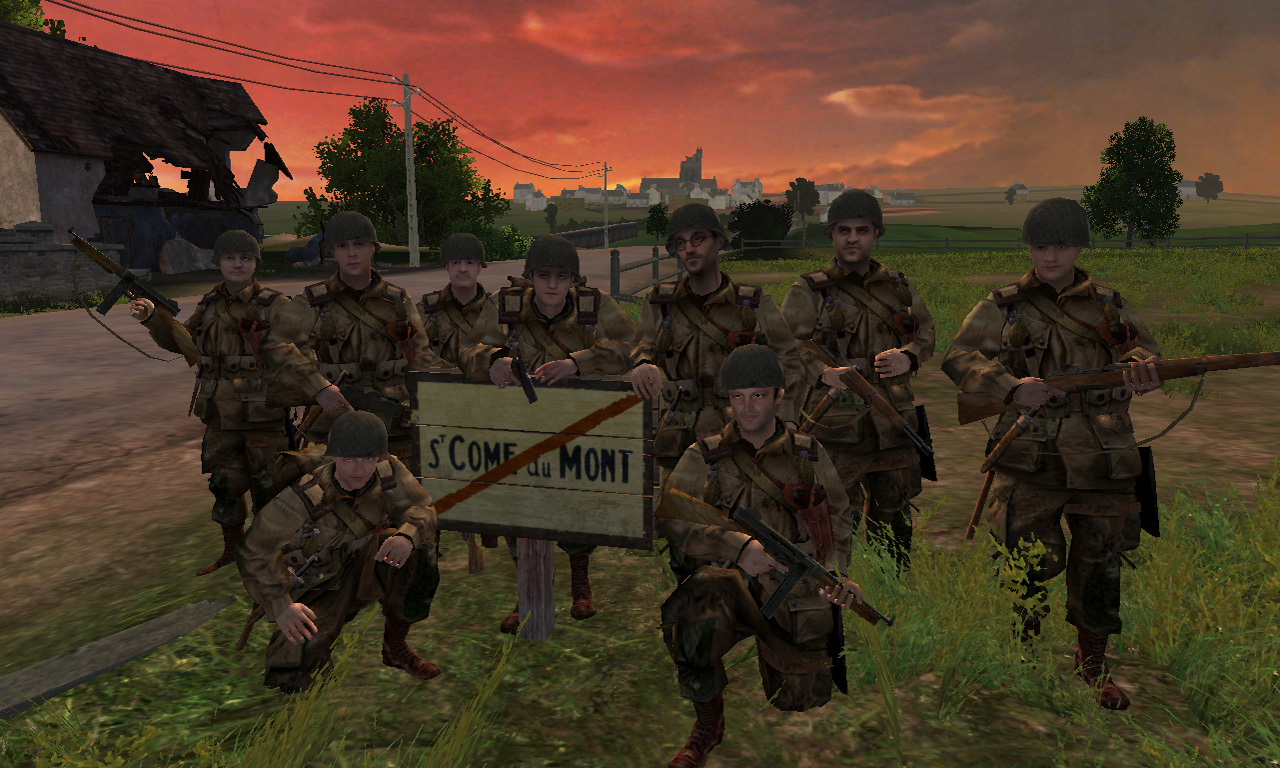 Game completion 2019 #26 – Brothers in Arms: Road to Hill 30