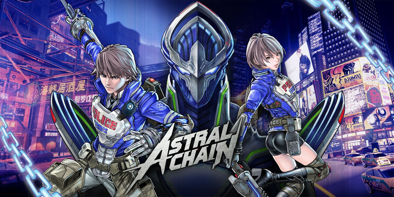 Game completion 2019 #32 – Astral Chain