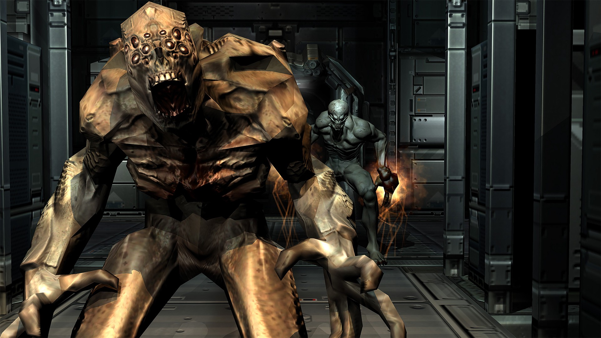 Game completion 2019 #35 – DOOM 3