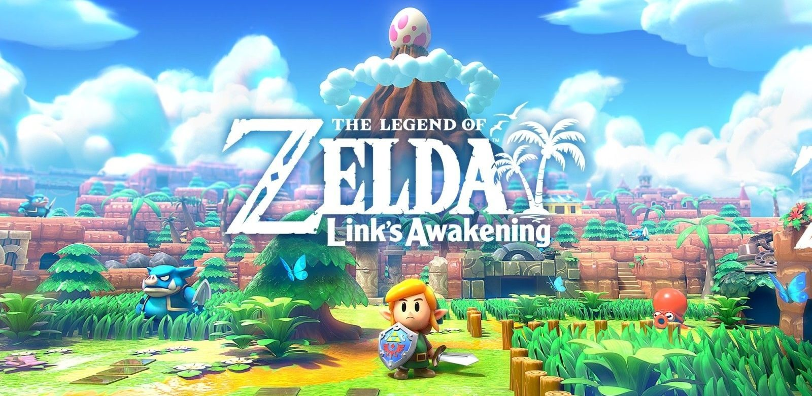 Game completion 2019 #34 – The Legend of Zelda: Link's Awakening