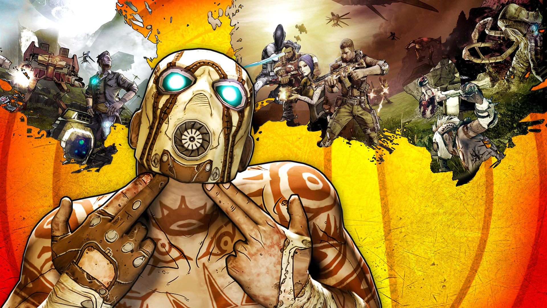 Game completion 2019 #36 – Borderlands 2 (DLC catch-up)