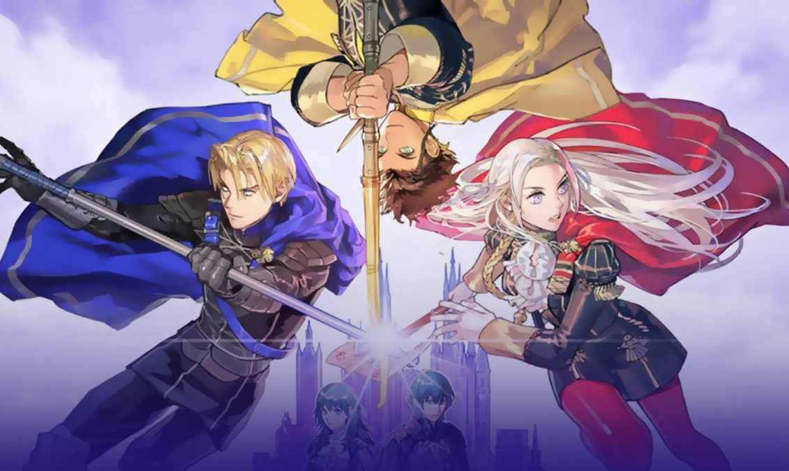 Game completion 2019 #38 – Fire Emblem: Three Houses