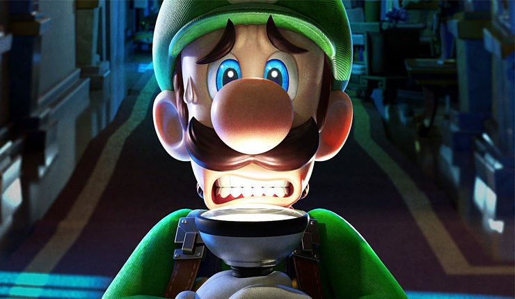 Game completion 2019 #39 – Luigi's Mansion 3