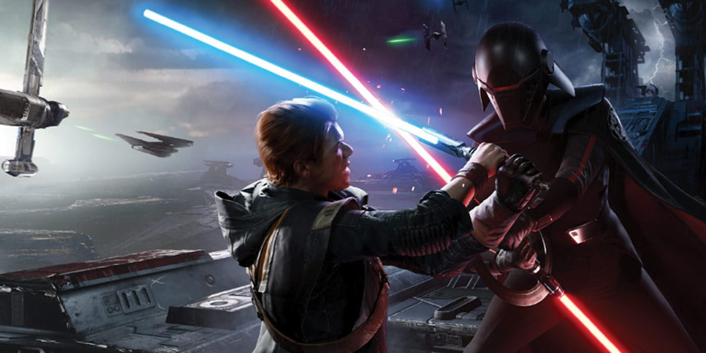 Game completion 2019 #42 – Star Wars Jedi: Fallen Order