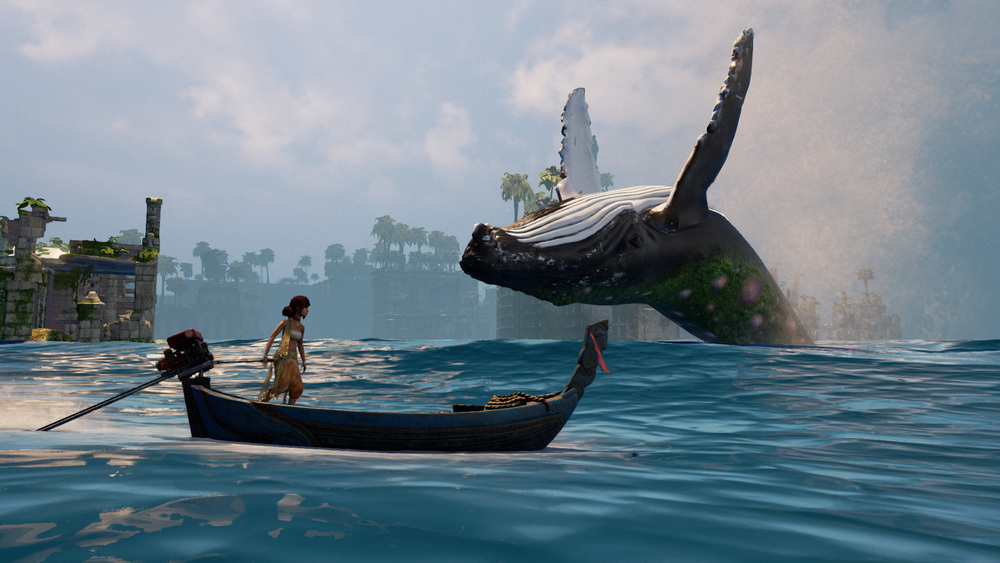 Game Completion 2020 #12 – Submerged
