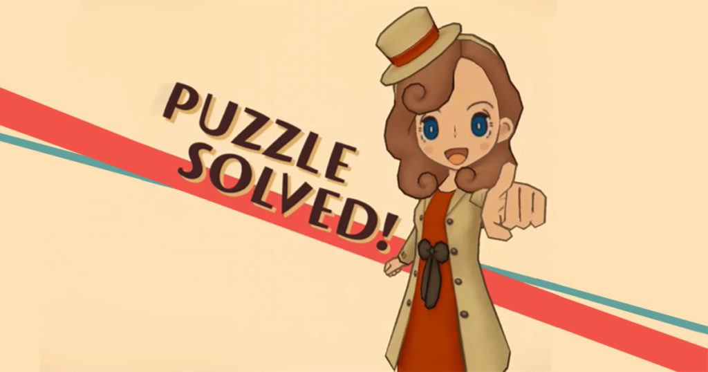 Game Completion 2020 #11 –  Layton's Mystery Journey: Katrielle and the Millionaires' Conspiracy