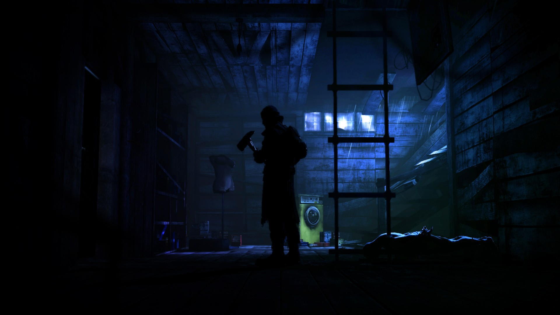 Game Completion 2020 #45 – Deadlight