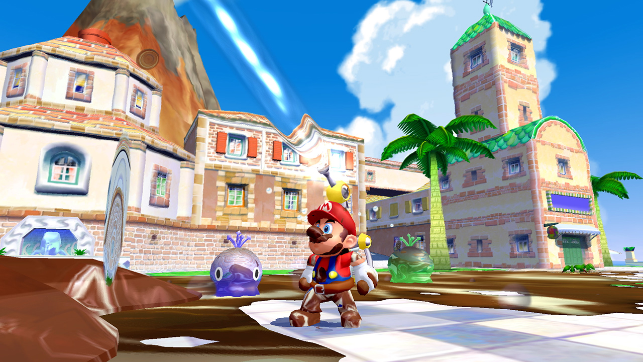 Game Completion 2020 #57 – Super Mario Sunshine
