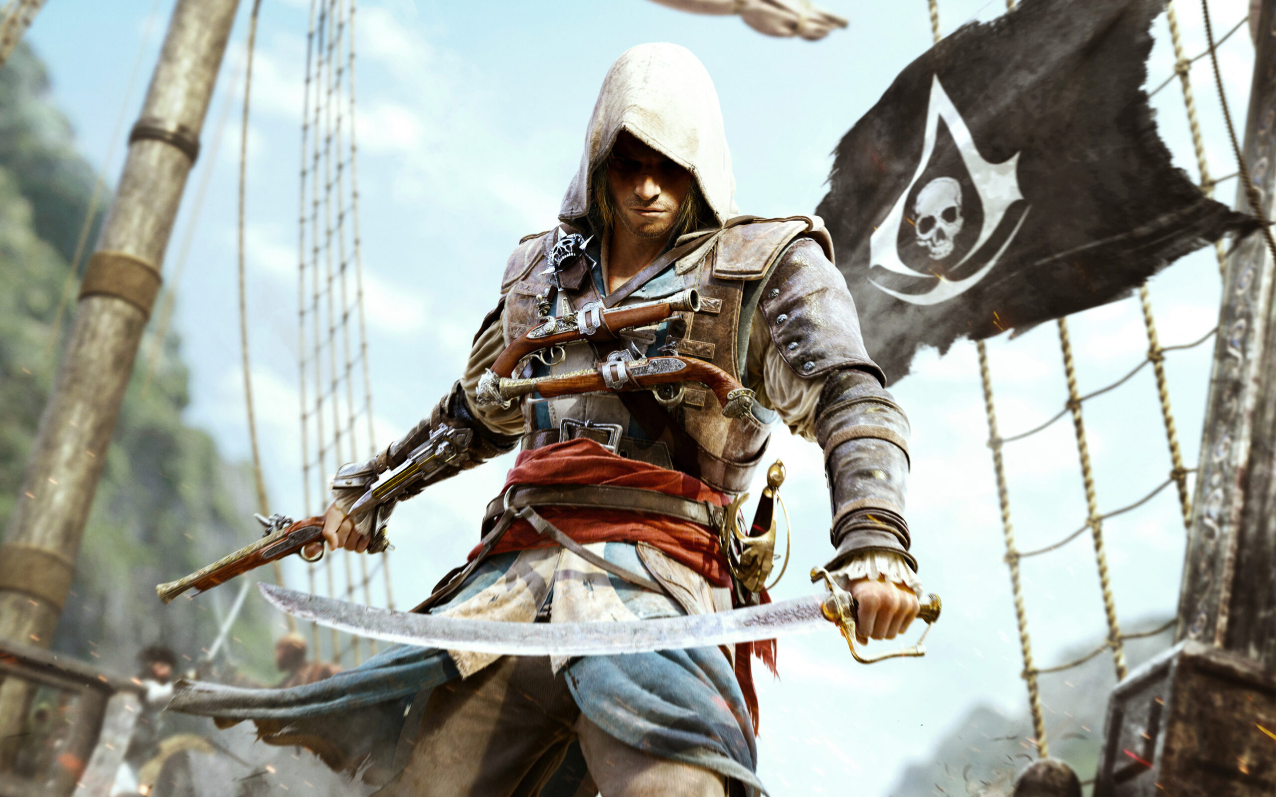 Game Completion 2021 #1 – Assassin's Creed: Black Flag