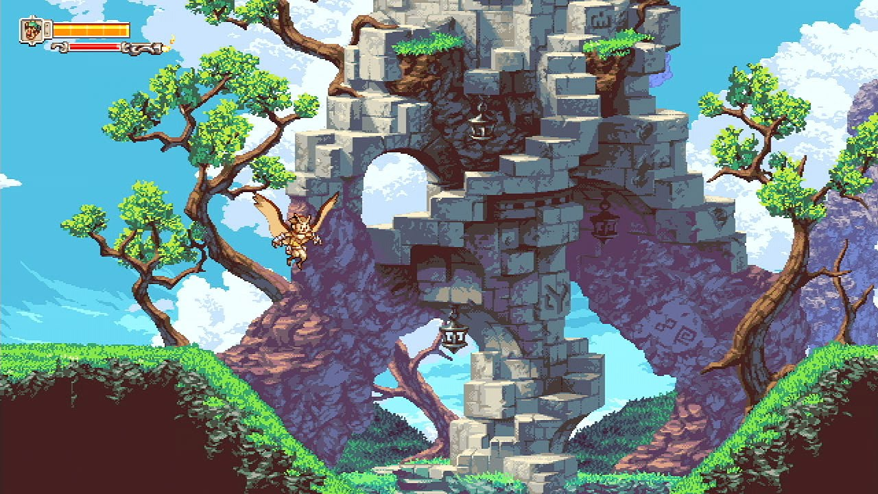 Game Completion 2018 #44 – Owlboy