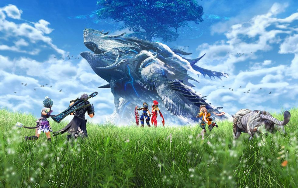 Game Completion 2018 #21 – Xenoblade Chronicles 2