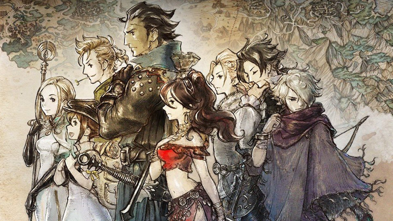 Game Completion 2018 #42 – Octopath Traveler