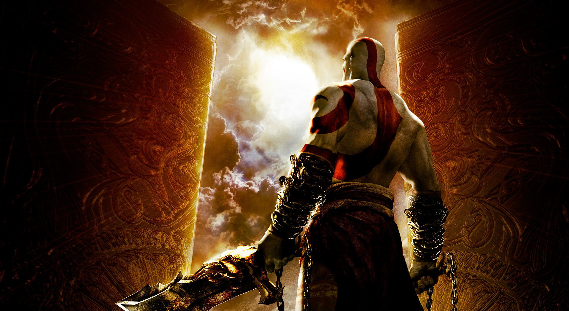 Game Completion 2018 #54 – God of War: Chains of Olympus
