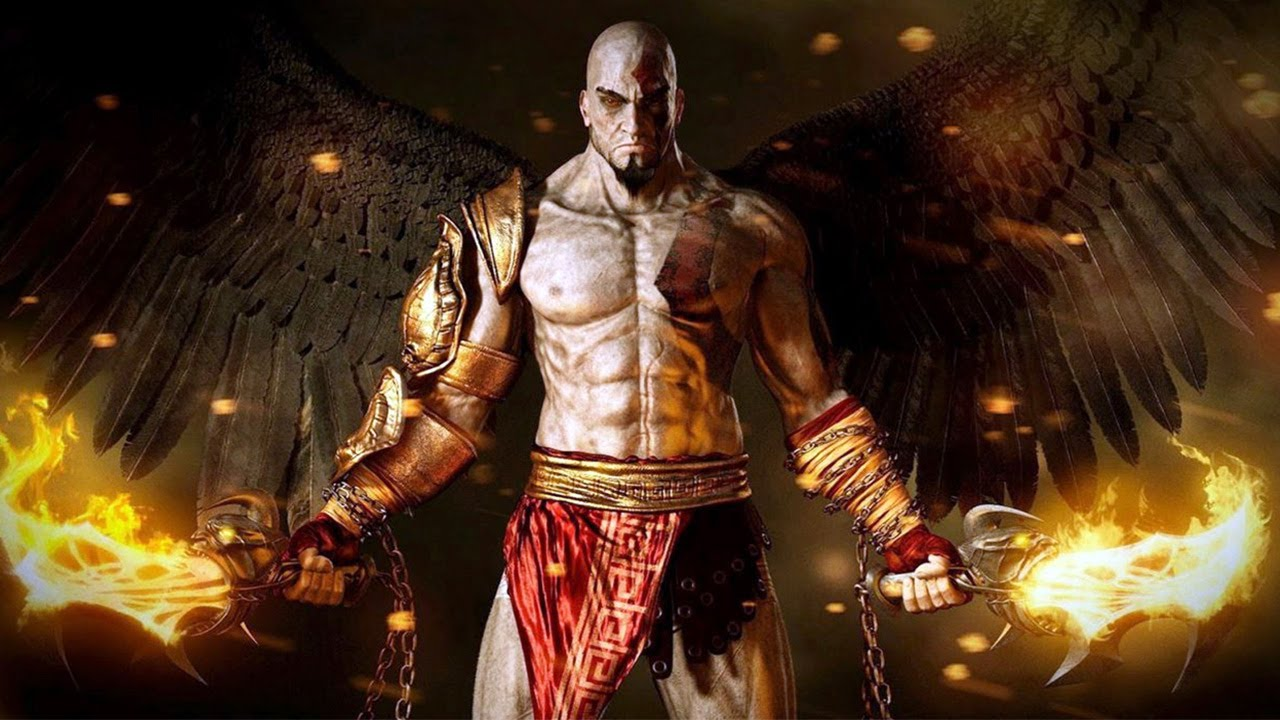 Game Completion 2018 #55 – God of War III Remastered