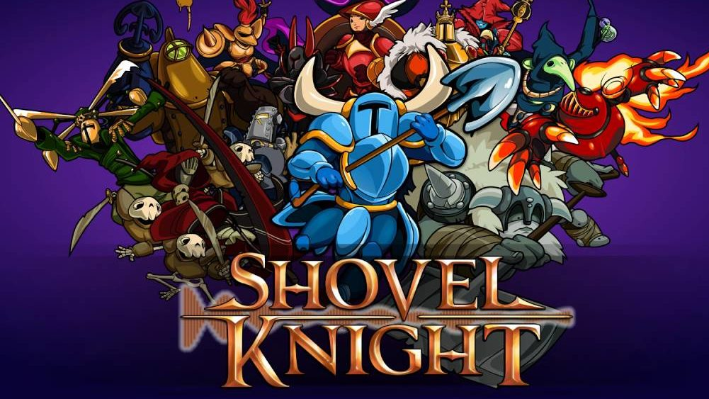 Game completion 2019 #8 – Shovel Knight
