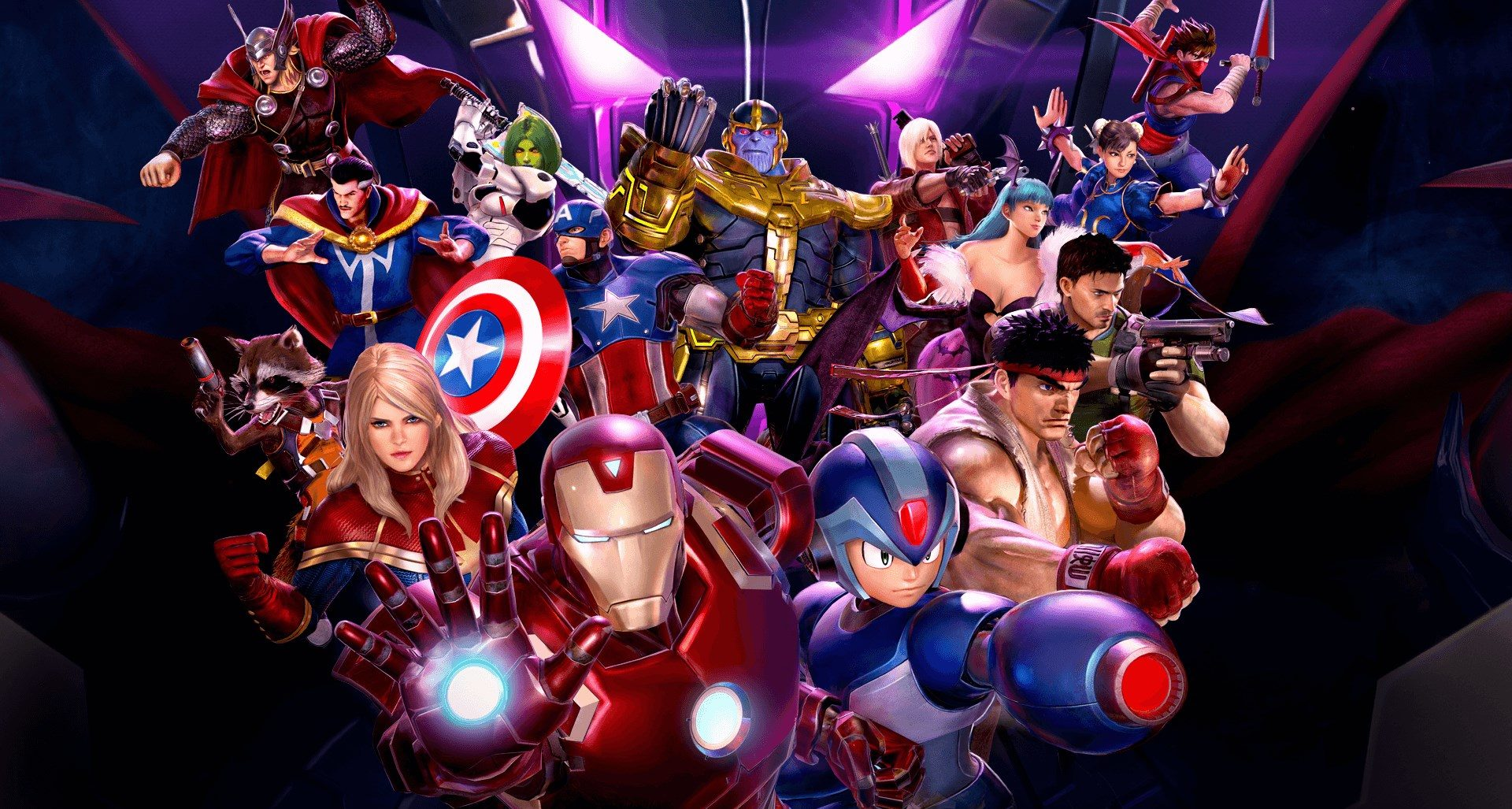 Game completion 2019 #16 – Marvel vs. Capcom: Infinite