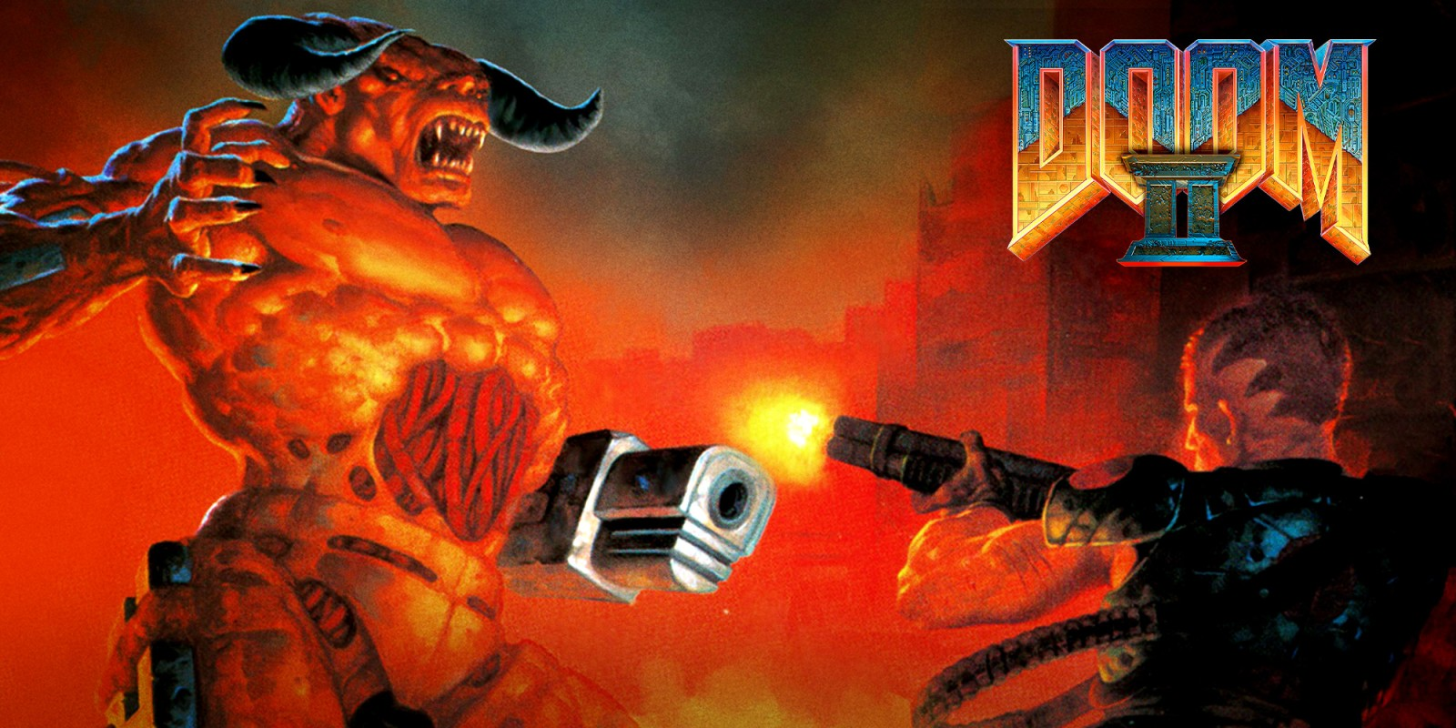 Game completion 2019 #27 – DOOM II