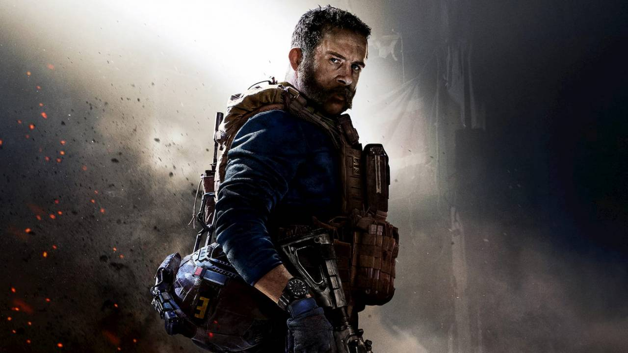 Game completion 2019 #45 – Call of Duty: Modern Warfare