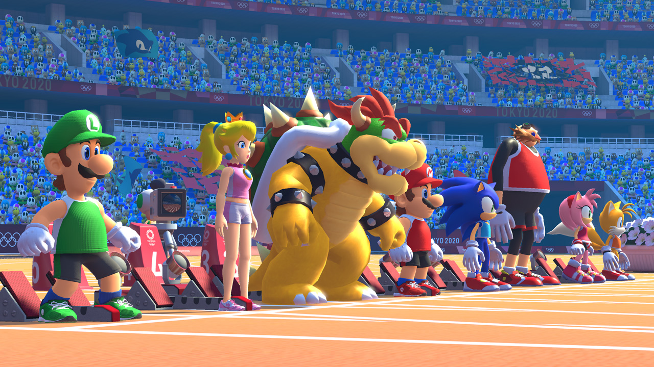 Game completion 2019 #44 – Mario & Sonic at the Olympic Games Tokyo 2020