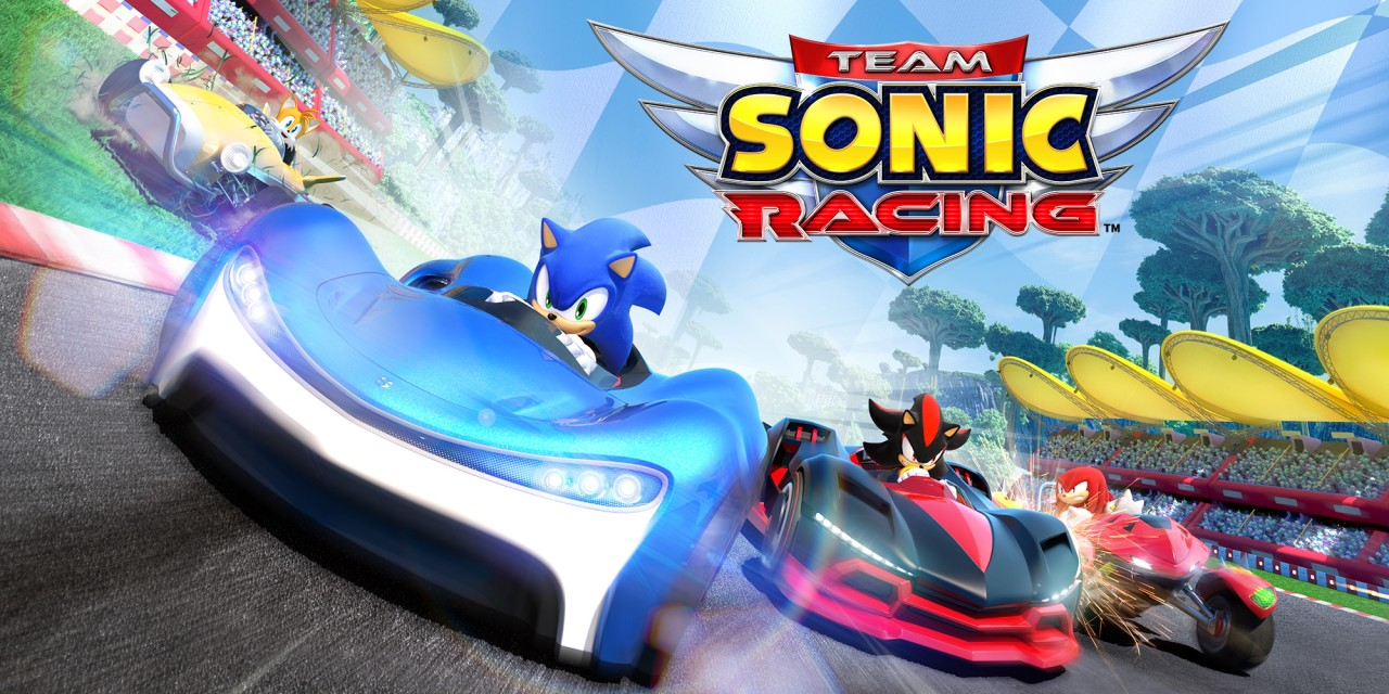 Game Completion 2020 #9 – Team Sonic Racing