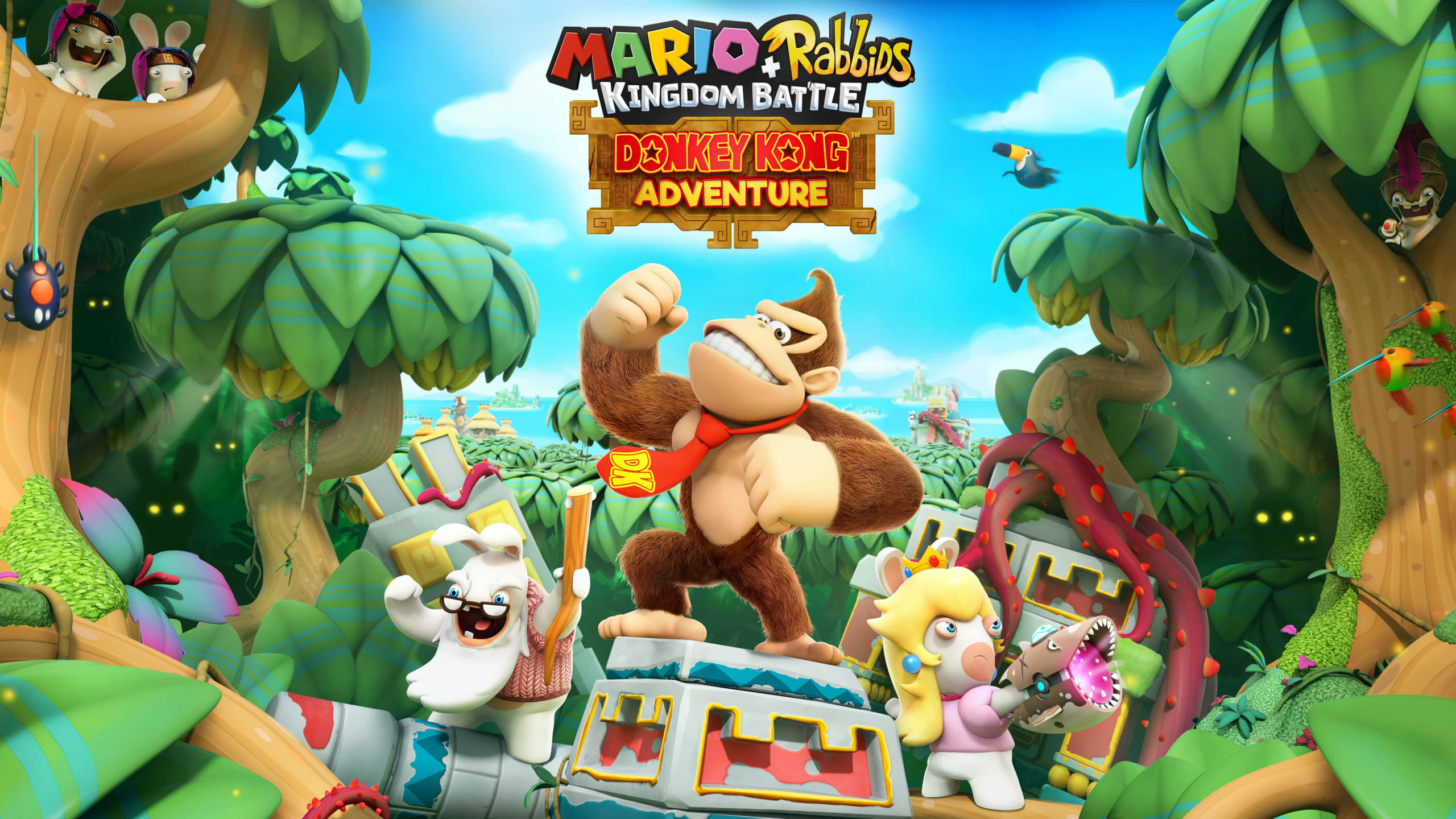 Game Completion 2020 #19 – Donkey Kong Adventure (Mario + Rabbids: Kingdom Battle DLC)