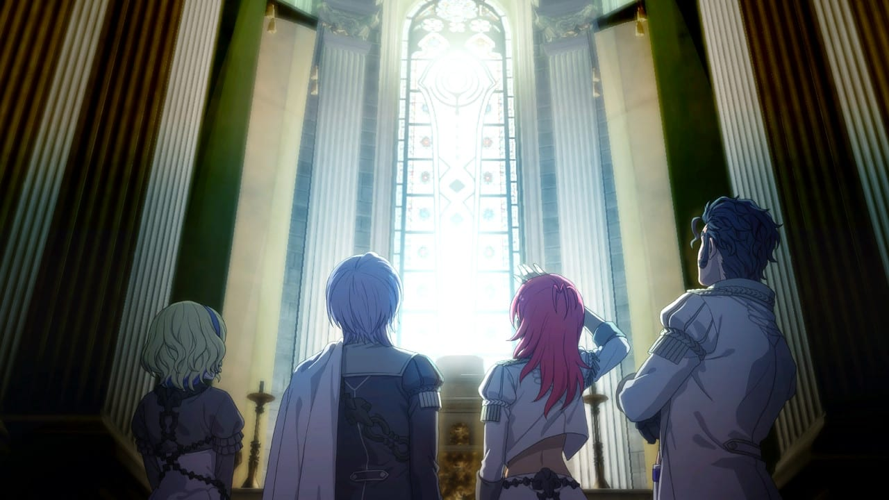 Game Completion 2020 #17 – Cindered Shadows (Fire Emblem: Three Houses DLC)