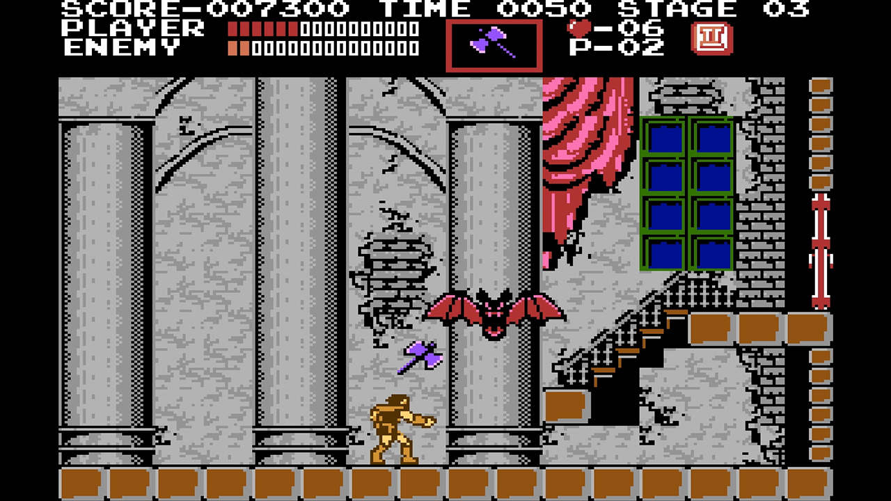 Game Completion 2020 #25 – Castlevania (Castlevania Anniversary Collection)