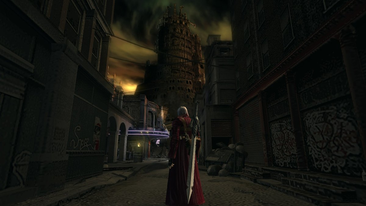 Game Completion 2020 #28 – Devil May Cry 3