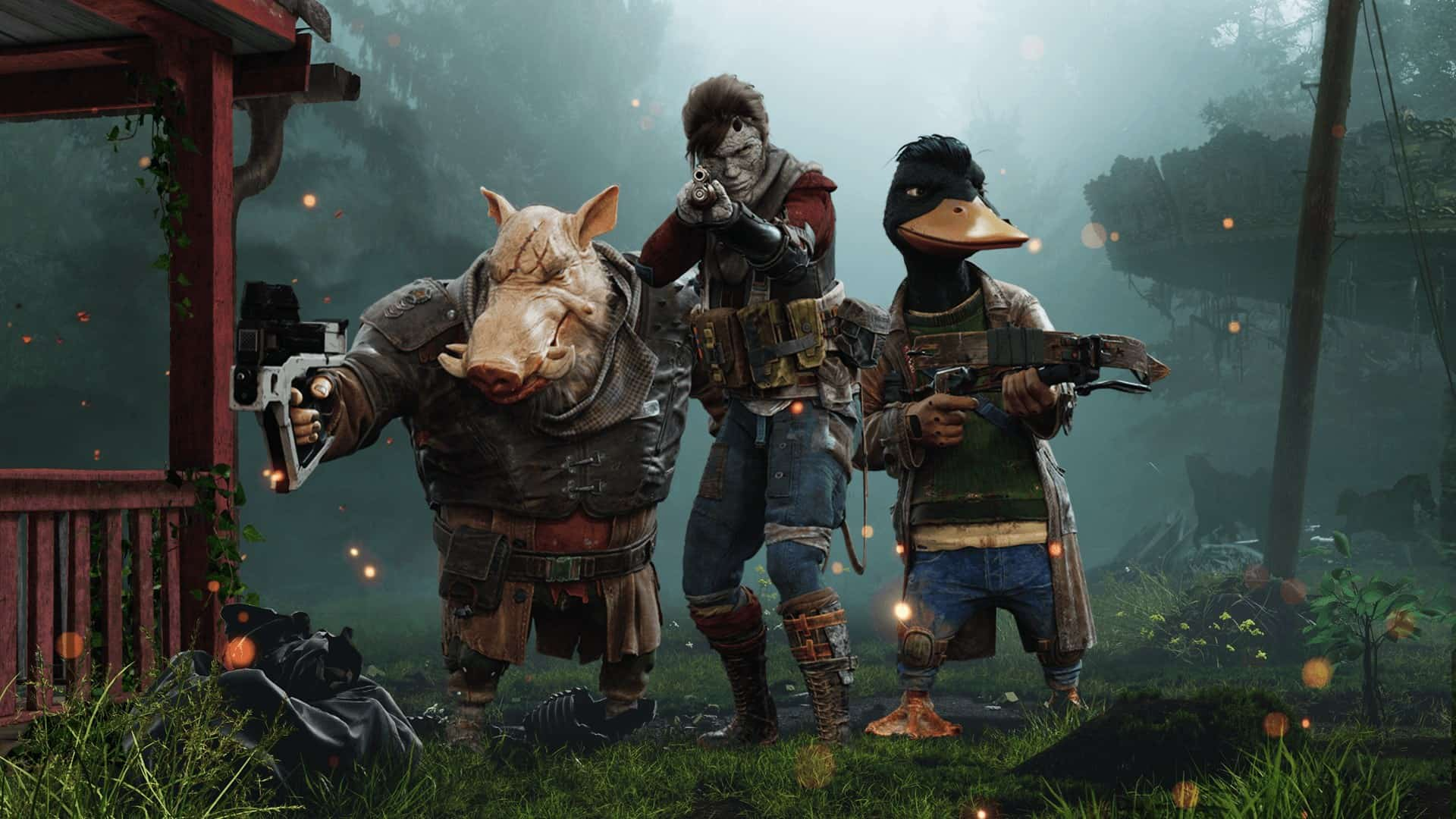 Game Completion 2020 #33 – Mutant Year Zero: Road to Eden