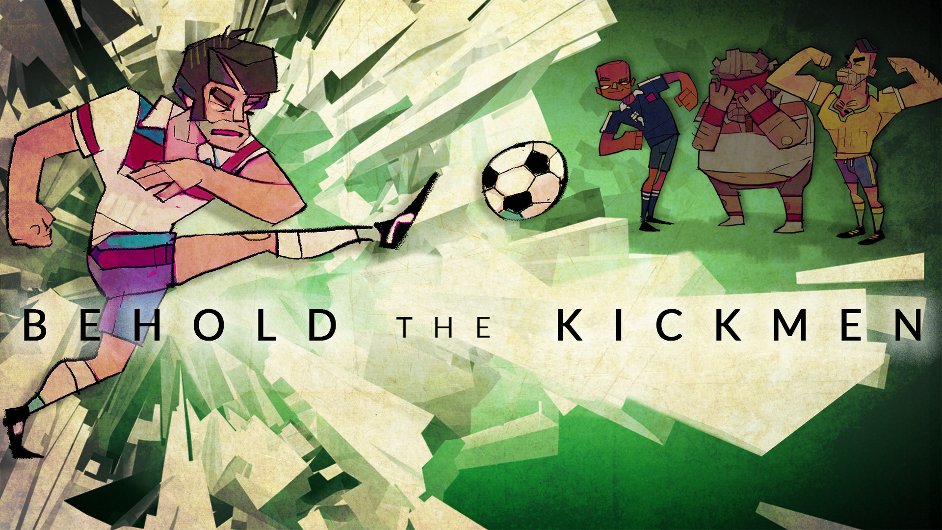 Game Completion 2020 #37 – Behold the Kickmen