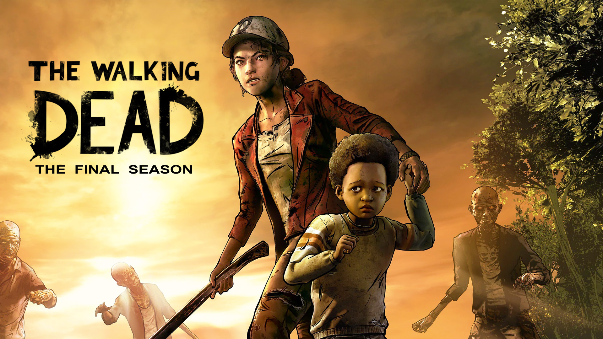 Game Completion 2020 #41 – The Walking Dead: The Final Season