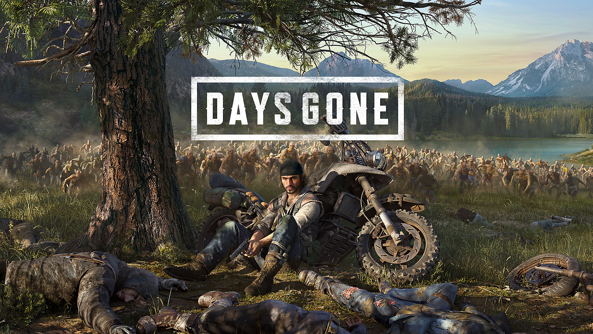 Game Completion 2020 #50 – Days Gone