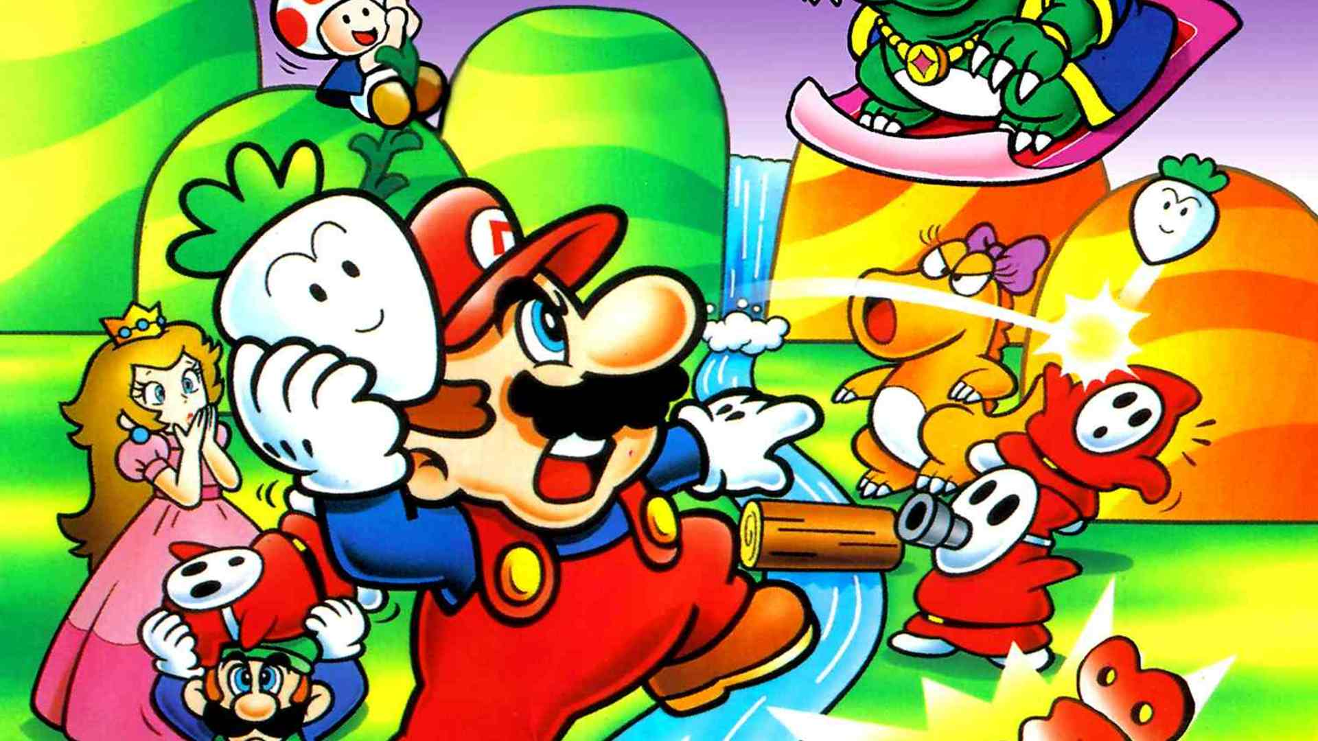 Game Completion 2020 #60 – Super Mario Bros. 2 (All-Stars version)