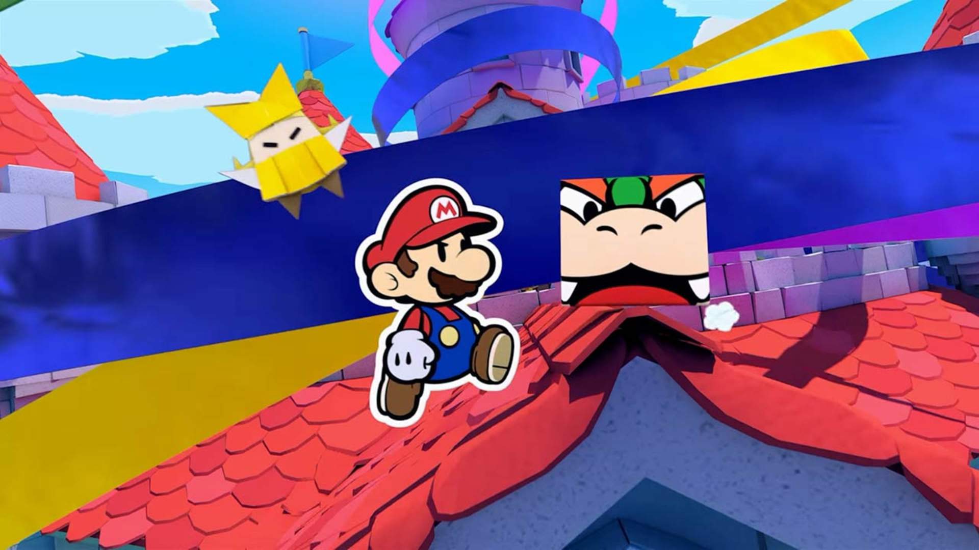 Game Completion 2020 #66 – Paper Mario: The Origami King