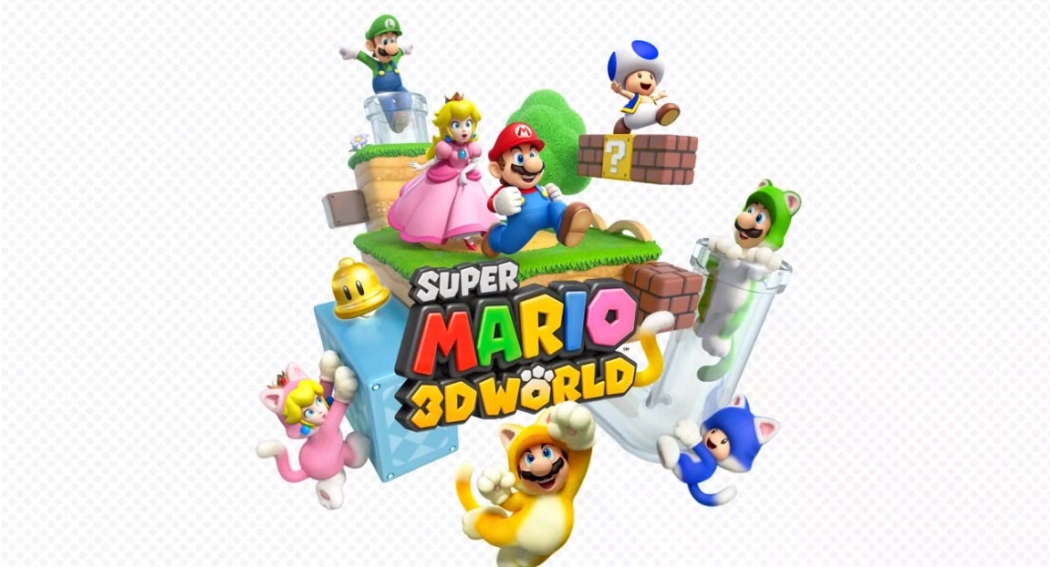 Game Completion 2021 #10 – Super Mario 3D World