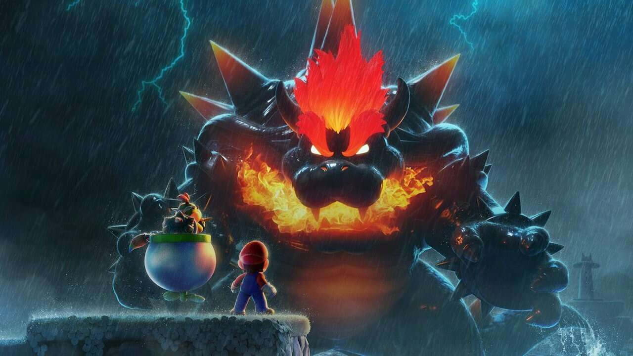Game Completion 2021 #11 – Bowser's Fury