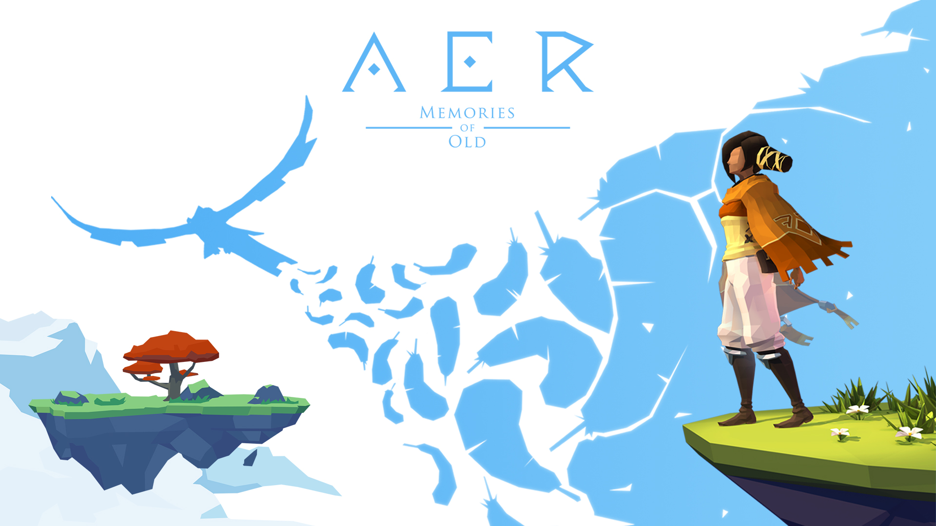 Game Completion 2021 #19 – Aer: Memories of Old