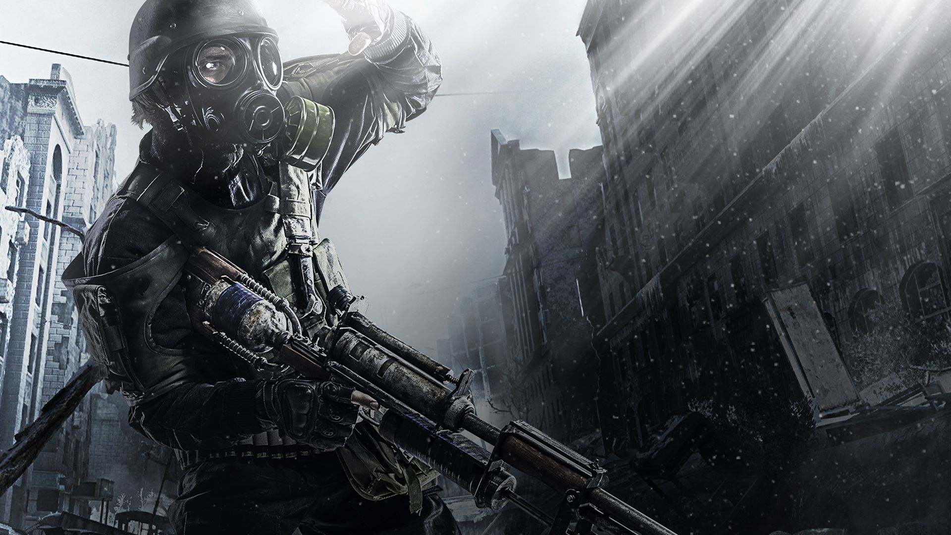 Game Completion 2021 #24 – Metro 2033 Redux