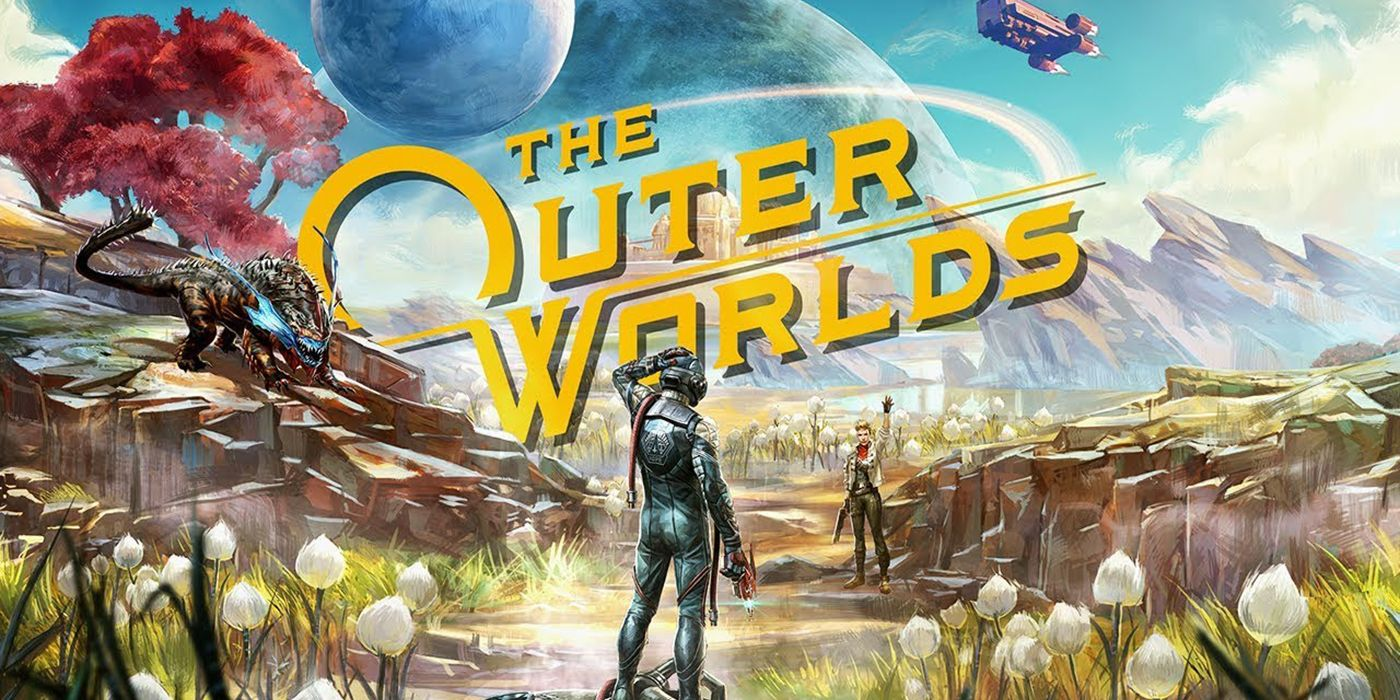Game Completion 2021 #26 – The Outer Worlds