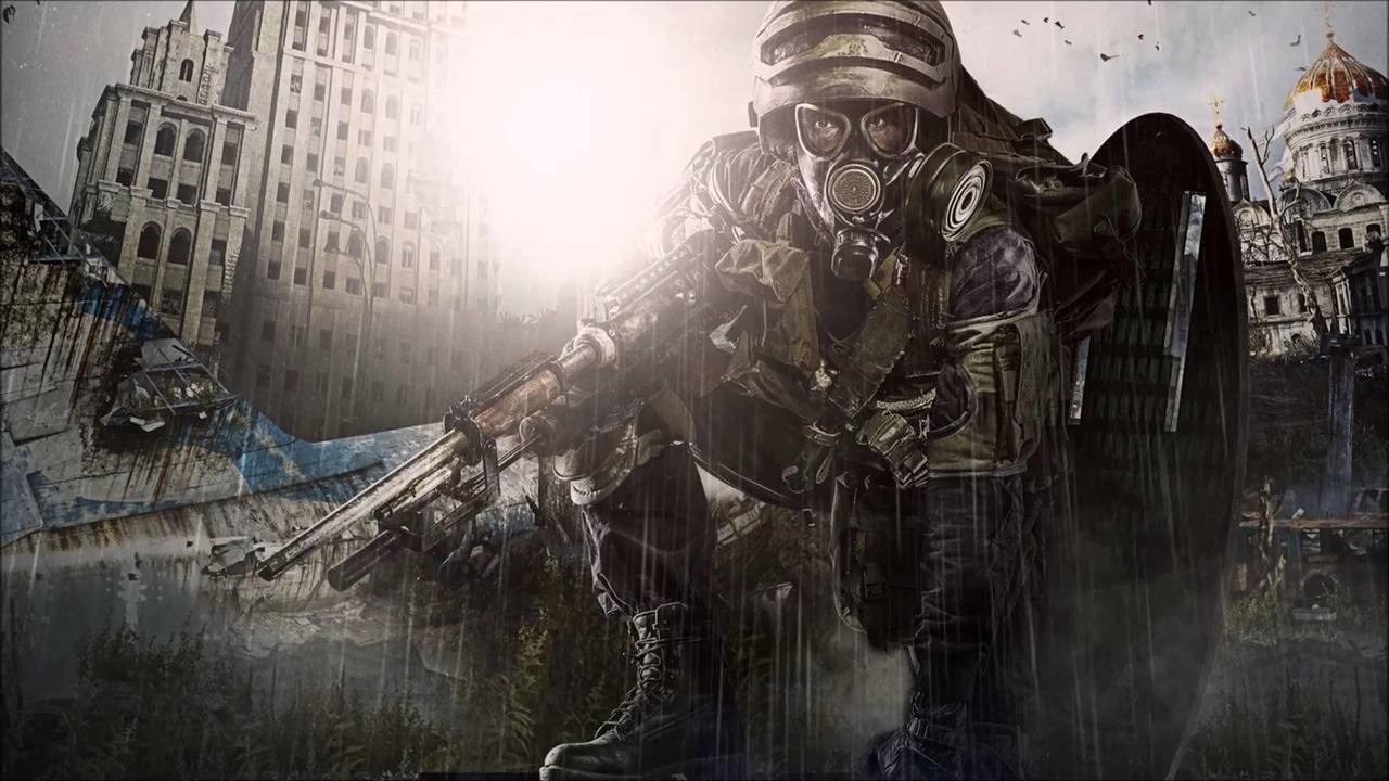 Game Completion 2021 #25 – Metro: Last Light