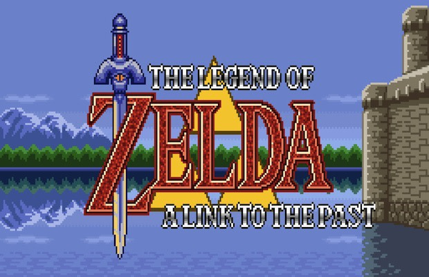Game completion 2021 #34 – The Legend of Zelda: A Link to the Past
